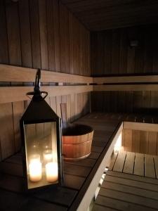 Sauna 15 henkilöä